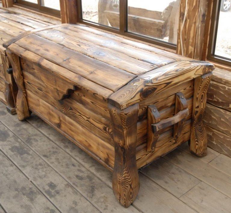 Мебель «под старину»